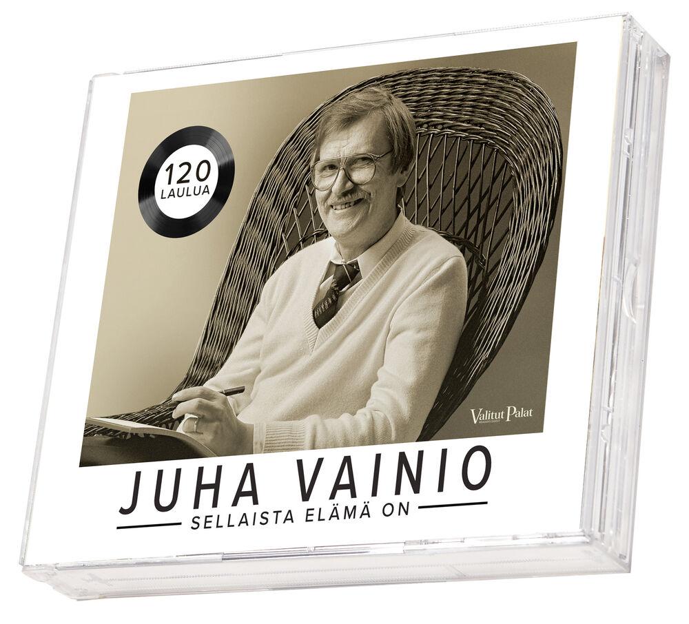 Juha Vainio Sellaista Elämä On