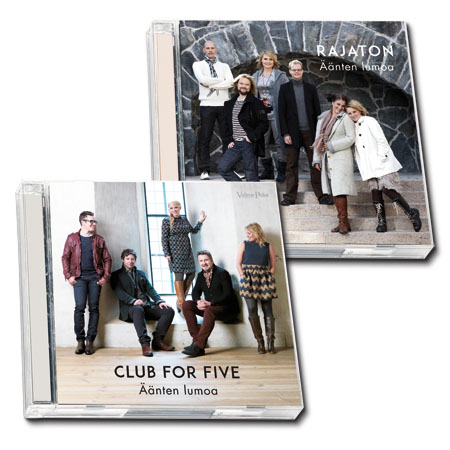 Rajaton, Club For Five – Äänten lumoa